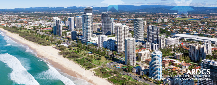 Gold Coast, Queensland, Australia - Brisbane
